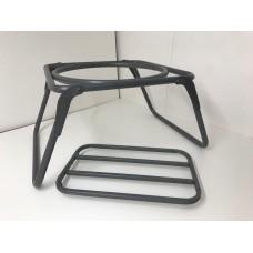 Костровая подставка складная с решеткой в чехле