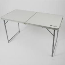 Стол складной (алюминий) 120х60х70 Helios
