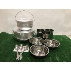 Набор походной посуды 11 предметов