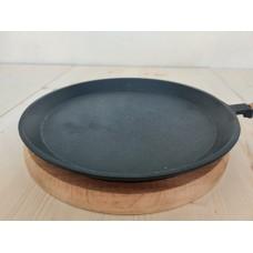 Сковорода блинная 220х15 мм Камская Посуда