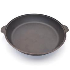 Чугунная жаровня сковорода БЛМЗ 460*70