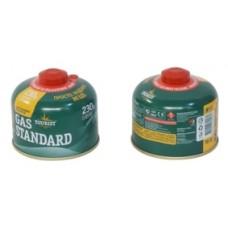 Резьбовой баллон газовый STANDARD резьбовой для портативных приборов 230 гр. TBR-230