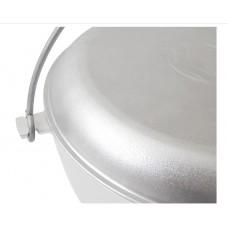 Котелок 4 л с крышкой сковородой алюминий