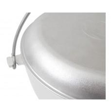 Котелок 5 л с крышкой сковородой литой алюминий