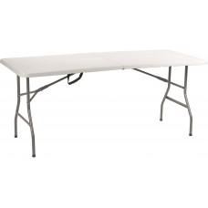 Стол складной пластик 180x74 см