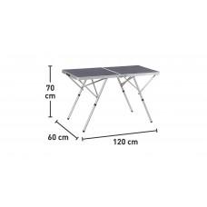 Стол туристический складной 120x60 см