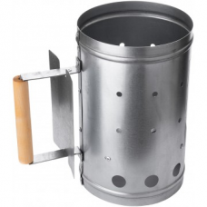 Стартер для быстрого розжига угля Helios (оцинкованная сталь)