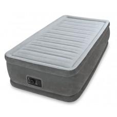 Односпальная кровать intex 64412 99x191x46 см