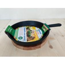 Сковорода с чугунной ручкой 240х40 мм Камская Посуда