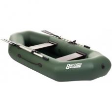 Лодка Бриз 240 (зеленый)/Boat BRIZ 240N (green)