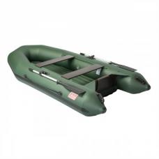 Лодка Капитан A310 (надувное дно) зеленый/ Boat Capitan 310AS (inflatable boat) green