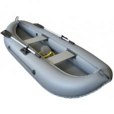 Лодка Боцман (серый)/ Boat Botsman 270N (gray)
