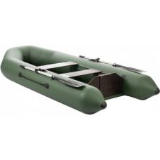 Лодка Капитан 280Т (зеленый)/Boat Capitan 280NS (green)