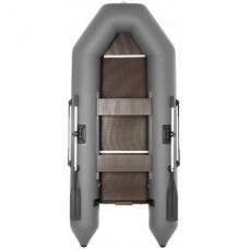 Лодка Капитан 280Тс (серый)/Boat Capitan 280SS (gray)