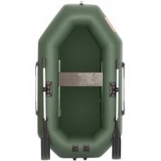 Лодка Шкипер 220 (зеленый)