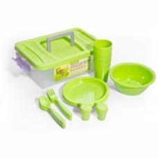 Набор посуды для пикника Антонио на 4 персоны С69 Martika
