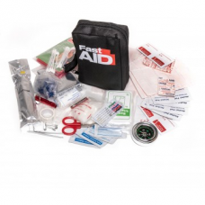Аптечка первой помощи в сумке (набор для выживания)