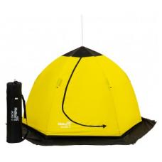 Палатка-зонт 2-местная NORD-2 с дышащим верхом Helios