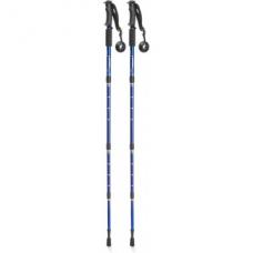 Палки треккинговые 51-110см (YJQT-32-Blue)