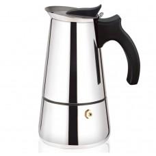 Гейзерная кофеварка Espresso Maker, на 6 чашек (400 мл)