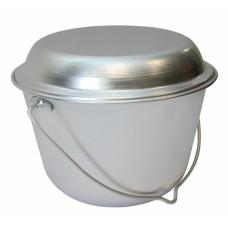 Котелок конический с крышкой сковородой 4,5  л