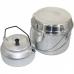 Набор посуды котелок и чайник Helios