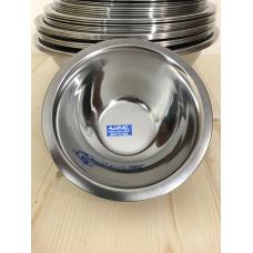 Миска нержавеющая сталь 20 см (1,5 л) MAYFAIR (Индия)