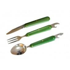 Набор в чехле ложка, вилка и нож
