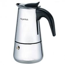 Гейзерная кофеварка ALPENKOK 220 мл на 4 чашки