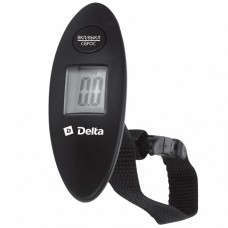 Безмен электронный 40 кг DELTA D-9100 черный