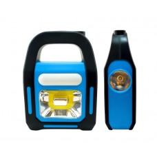 Светодиодный прожектор DREAM (COB,3W LED,TUBE), синий