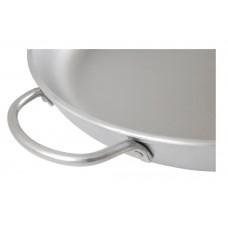 Сковорода 340/5 литой алюминий с ручками
