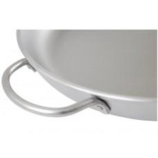 Сковорода 400/5 без ручек литой алюминий