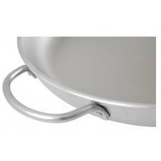 Сковорода 400/5 литой алюминий с ручками