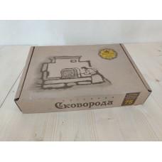 Сковорода сотейник чугунная 24*6 см Майстерня T304