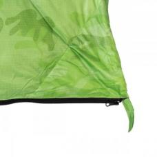 Спальный мешок пуховый 210х72см (t-5C) зеленый (PR-SB-210x72-G)