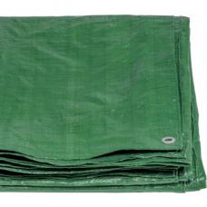 Тент универсальный 6*8 90гр GREEN Helios