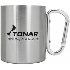 Термокружка 300ML ручка-карабин T.TK-032-300 Tonar