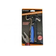 TRAVELER Многофункциональный молоток-гвоздодёр (нож,пассатижи ) DMQ 022